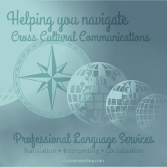 We help you navigate cross cultural communication challenges